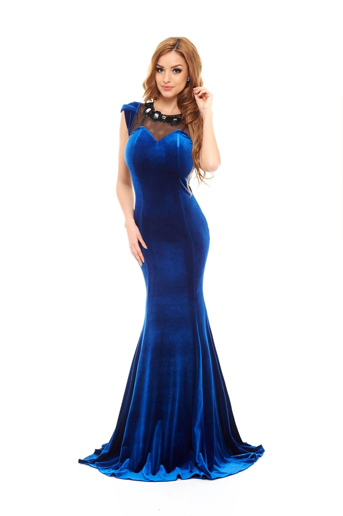 LaDonna Prima Diva DarkBlue Dress