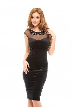 Fofy Splendid Concept Black Dress