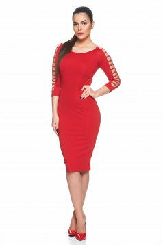 Fofy Limited Edition Red Dress