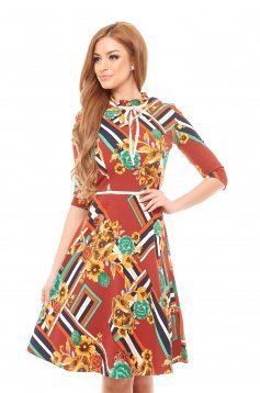LaDonna Lady Look Red Dress
