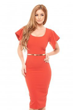PrettyGirl Ambition Red Dress