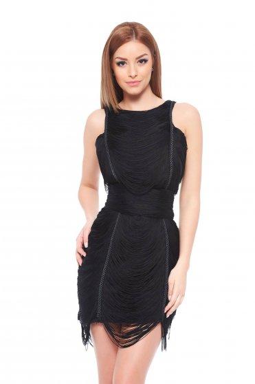 Rochie Ana Radu Ready To Party Black