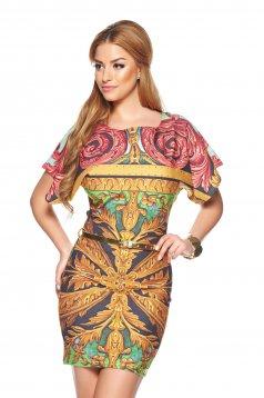 Kleid MissQ Perfect Look Rot