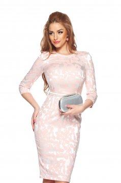 StarShinerS Radiant Rosa Dress