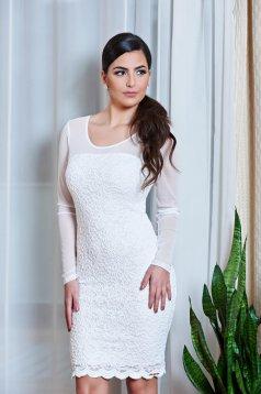 MissQ LaFemme White Dress