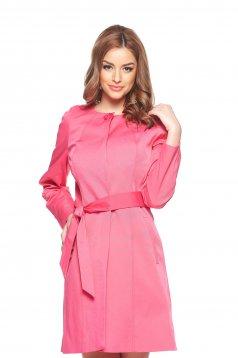 LaDonna Sensation Pink Trenchcoat