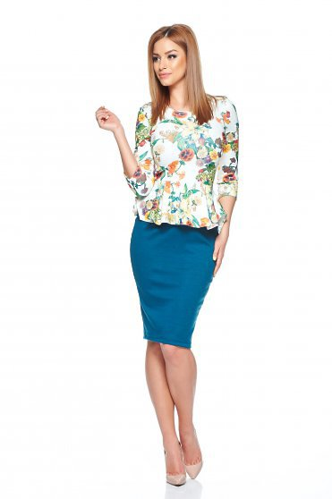 Rochie StarShinerS Visionary Turquoise