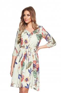 LaDonna New Look Cream Dress