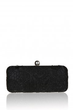 StarShinerS Jewel Lace Black Bag
