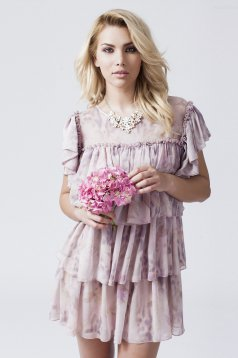 Daniella Cristea Intensity Rosa Dress