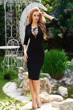 Kleid StarShinerS Provocative Schwarz