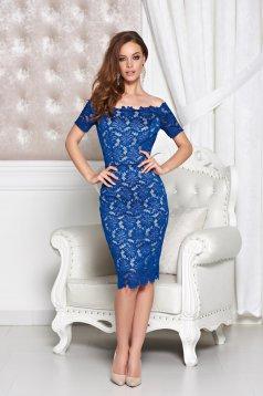 StarShinerS Prestige Enchantment DarkBlue Dress