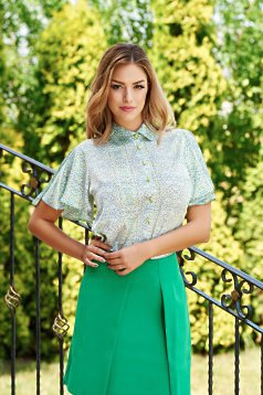 PrettyGirl Spring Fairy Green Shirt