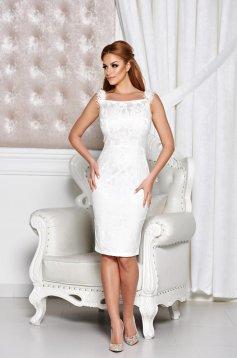 StarShinerS Stylish Day White Dress