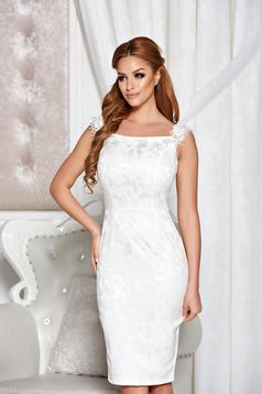 StarShinerS Stylish Day White Dress