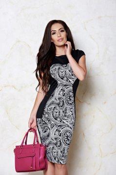 Kleid StarShinerS Special Date Schwarz