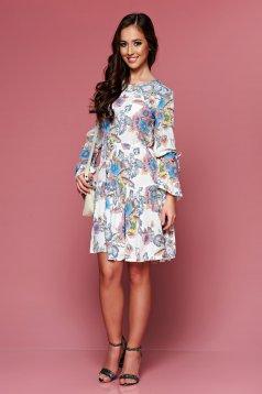 PrettyGirl Daily Charm White Dress