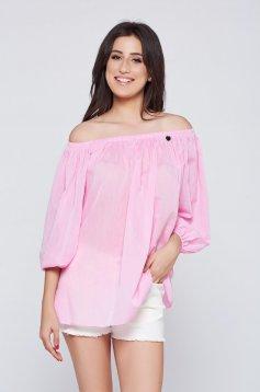 PrettyGirl Spring Dream Pink Blouse