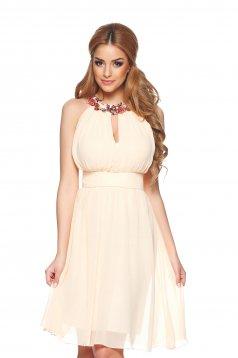 LaDonna Magnificent Lady Cream Dress