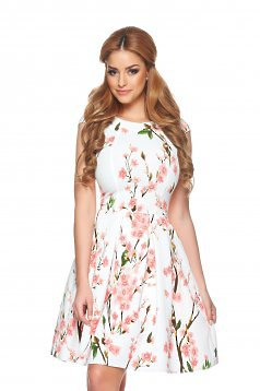 LaDonna First Date White Dress