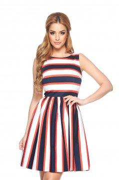 Selective Embrace Coral Dress