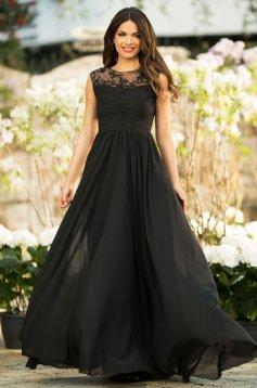Miss Fame Black Dress