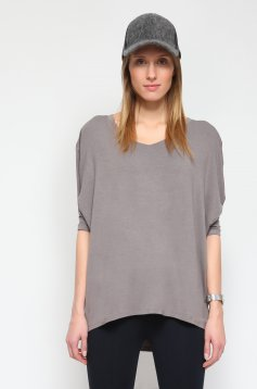 Top Secret S019887 Grey T-Shirt