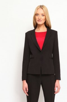 Top Secret S020240 Black Jacket