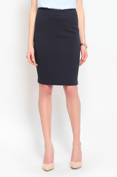 Top Secret S020449 DarkBlue Skirt