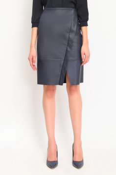 Top Secret S020484 DarkBlue Skirt