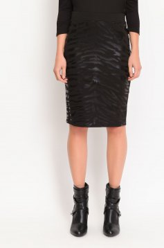 Top Secret S020496 Black Skirt