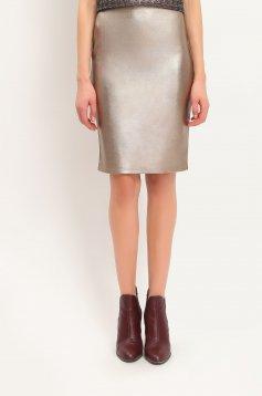 Top Secret S020508 Peach Skirt