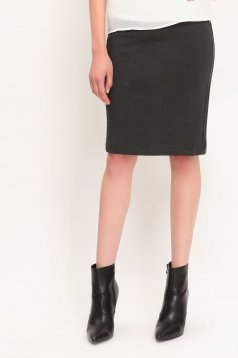 Top Secret SSD0854 Grey Skirt