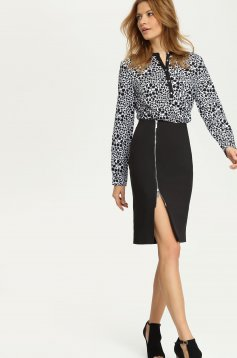 Top Secret SSD0902 Black Skirt