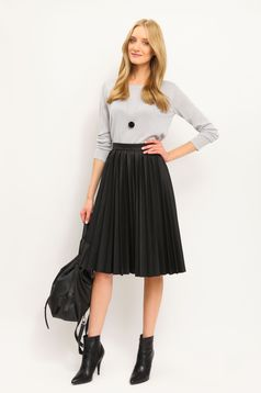 Top Secret S020584 Black Skirt