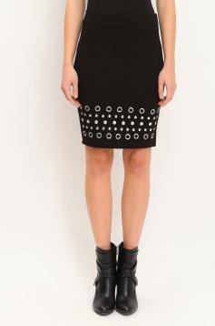 Top Secret S020588 Black Skirt