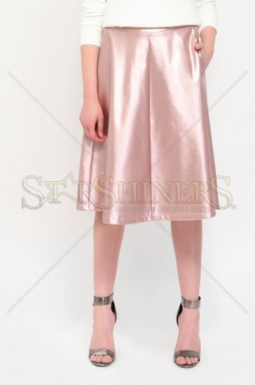Top Secret S020608 Pink Skirt