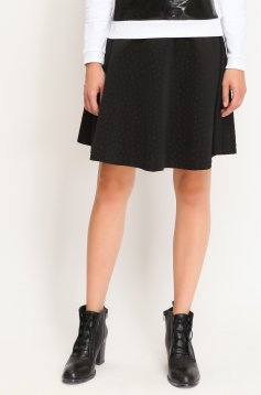Top Secret S020620 Black Skirt