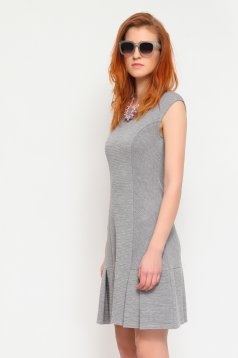 Top Secret TSU0445 Grey Dress