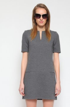 Top Secret DSU0026 DarkGrey Dress