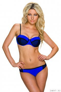 Disclosure Blue Swimsuit
