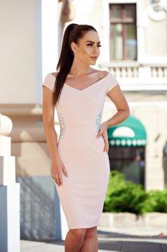 StarShinerS Dream Sparkle Rosa Dress