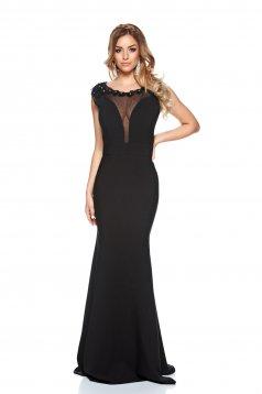 LaDonna Sirene Princess Black Dress