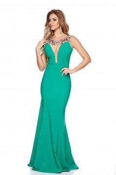 LaDonna Sirene Princess Green Dress