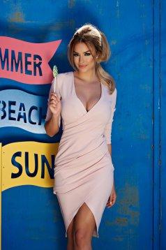 StarShinerS Sugar Babe Love Peach Dress