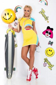 Ocassion True Color Yellow Dress