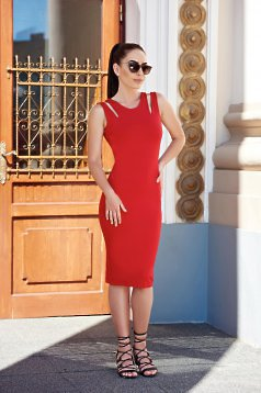 StarShinerS Sugar Babe Vision Of Delight Red Dress
