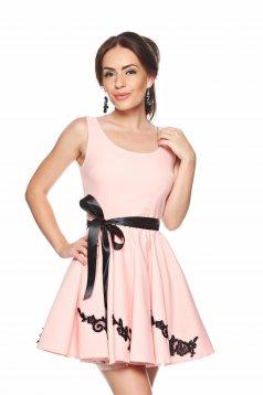 PrettyGirl Sensation Style Rosa Dress
