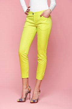 PrettyGirl Come On Yellow Trousers