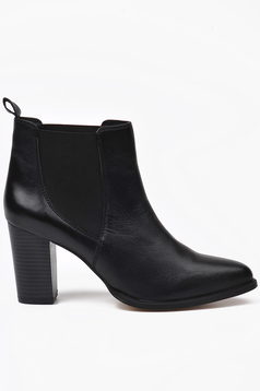Top Secret S022470 Black Ankle Boots